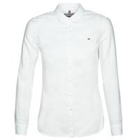 Oblečenie Ženy Košele a blúzky Tommy Hilfiger HERITAGE REGULAR FIT SHIRT Blc