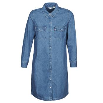 Oblečenie Ženy Krátke šaty Levi's SELMA DRESS Modrá