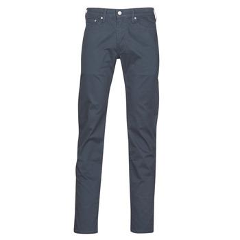 Oblečenie Muži Nohavice päťvreckové Levi's 511™ SLIM FIT Námornícka modrá