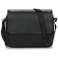 Tašky Muži Kabelky a tašky cez rameno LANCASTER BASIC SPORT MEN'S 14 Čierna