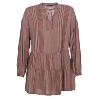 Oblečenie Ženy Krátke šaty Only ONLNEW Bordová