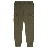 Oblečenie Chlapci Nohavice Cargo Jack & Jones JJIPAUL Kaki