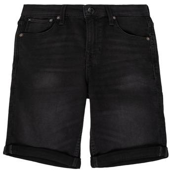 Oblečenie Chlapci Šortky a bermudy Jack & Jones JJIRICK Čierna