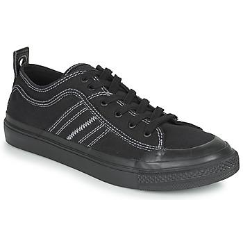 Topánky Muži Nízke tenisky Diesel S-ASTICO LOW Čierna / Biela