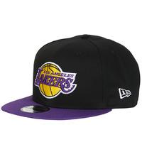 Textilné doplnky Šiltovky New-Era NBA 9FIFTY LOS ANGELES LAKERS Čierna / Fialová