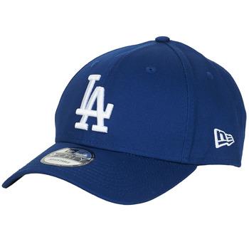 Textilné doplnky Šiltovky New-Era LEAGUE ESSENTIAL 9FORTY LOS ANGELES DODGERS Námornícka modrá
