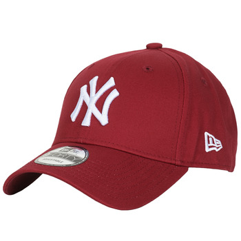 Textilné doplnky Šiltovky New-Era LEAGUE ESSENTIAL 9FORTY NEW YORK YANKEES Červená