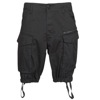 Oblečenie Muži Šortky a bermudy G-Star Raw Rovic zip relaxed 12 Čierna