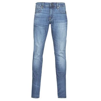 Oblečenie Muži Rifle Skinny  G-Star Raw Revend Skinny Medium / Modrá indigová / Aged