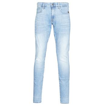 Oblečenie Muži Rifle Skinny  G-Star Raw Revend Skinny Lt / Modrá indigová / Aged