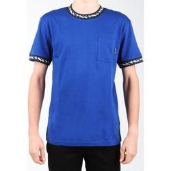 Oblečenie Muži Tričká s krátkym rukávom DC Shoes DC EDYKT03372-BYB0 navy