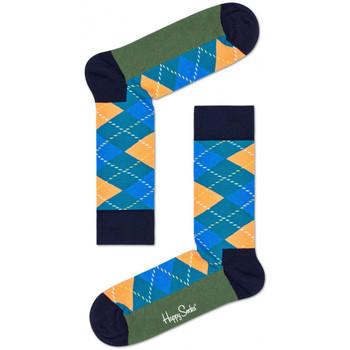 Textilné doplnky Ponožky Happy Socks Argyle sock Viacfarebná