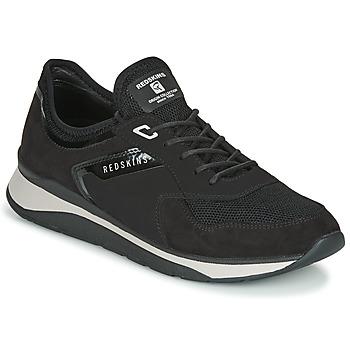 Topánky Muži Nízke tenisky Redskins ESTEVAN Čierna