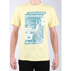 Oblečenie Muži Tričká s krátkym rukávom DC Shoes DC SEDYZT03769-YZL0 yellow