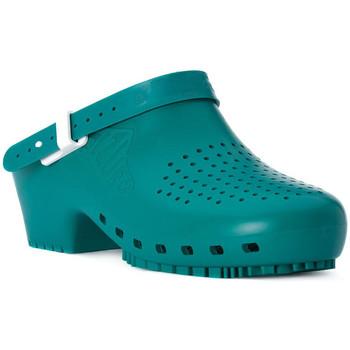 Topánky Nazuvky Calzuro S VERDE CINTURINO Verde