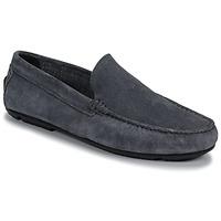 Topánky Muži Mokasíny André BIOUTY Modrá