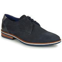 Topánky Muži Derbie André GRILLE Námornícka modrá