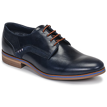 Topánky Muži Derbie André JACOB Modrá