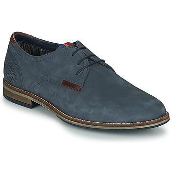 Topánky Muži Derbie André TITO Modrá