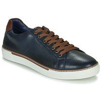 Topánky Muži Nízke tenisky André SHANN Námornícka modrá