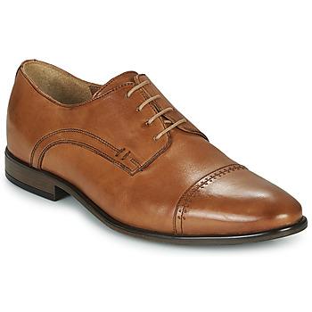 Topánky Muži Derbie André LOTHAR Hnedá