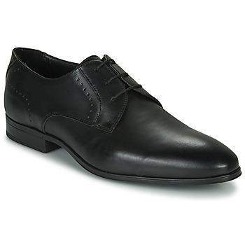 Topánky Muži Derbie André PLATONIC Čierna