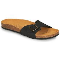 Topánky Muži Sandále André NUSPRINT Čierna