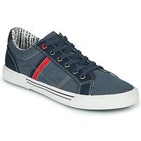 Topánky Muži Tenisová obuv André SUNWAKE Námornícka modrá
