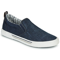 Topánky Muži Slip-on André SLEEPY Modrá
