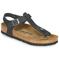 Topánky Ženy Sandále Birkenstock KAIRO LEATHER Čierna