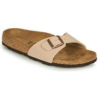 Topánky Ženy Šľapky Birkenstock MADRID Béžová
