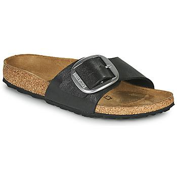 Topánky Ženy Šľapky Birkenstock MADRID BIG BUCKLE Šedá