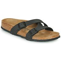 Topánky Ženy Šľapky Birkenstock YAO BALANCE Čierna