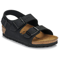 Topánky Chlapci Sandále Birkenstock MILANO Modrá / Čierna
