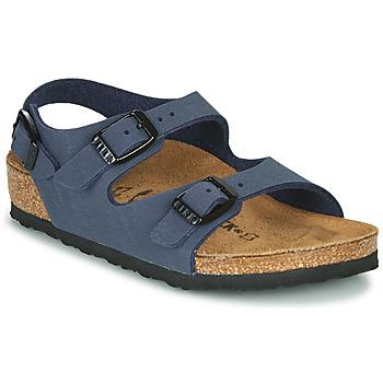 Topánky Chlapci Sandále Birkenstock ROMA Námornícka modrá