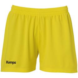 Oblečenie Ženy Šortky a bermudy Kempa Short femme  Classic jaune citron