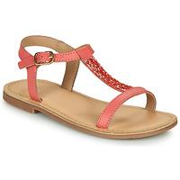 Topánky Dievčatá Sandále André ASTRID Ružová