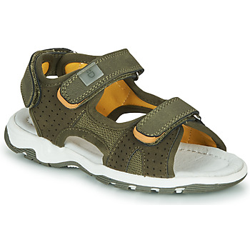 Topánky Chlapci Sandále André PIETRO Kaki