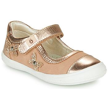 Topánky Dievčatá Balerínky a babies André ORIANNE Ružová