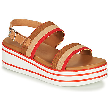 Topánky Dievčatá Sandále André MAIWENN Hnedá