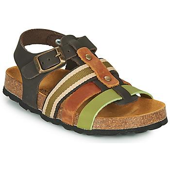 Topánky Chlapci Sandále André TRISTAN Kaki