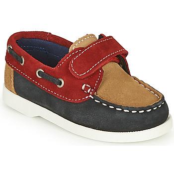 Topánky Chlapci Derbie André MALOT Modrá