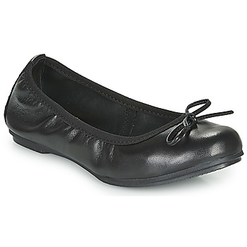 Topánky Dievčatá Balerínky a babies André AVA Čierna