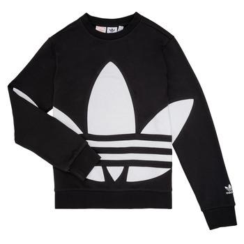 Oblečenie Deti Mikiny adidas Originals BRIGDA Čierna