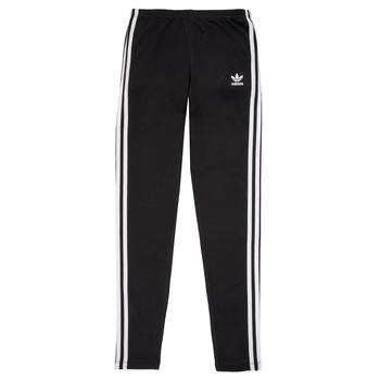 Oblečenie Dievčatá Legíny adidas Originals BRIDGER Čierna