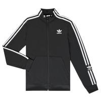 Oblečenie Chlapci Vrchné bundy adidas Originals MARIEME Čierna