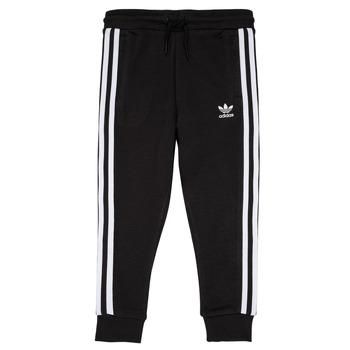 Oblečenie Deti Tepláky a vrchné oblečenie adidas Originals LOOAI Čierna
