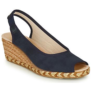 Topánky Ženy Espadrilky Damart LORELO Námornícka modrá