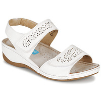 Topánky Ženy Sandále Damart MILANA Biela