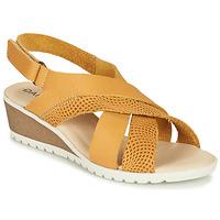 Topánky Ženy Sandále Damart MAYLO Žltá